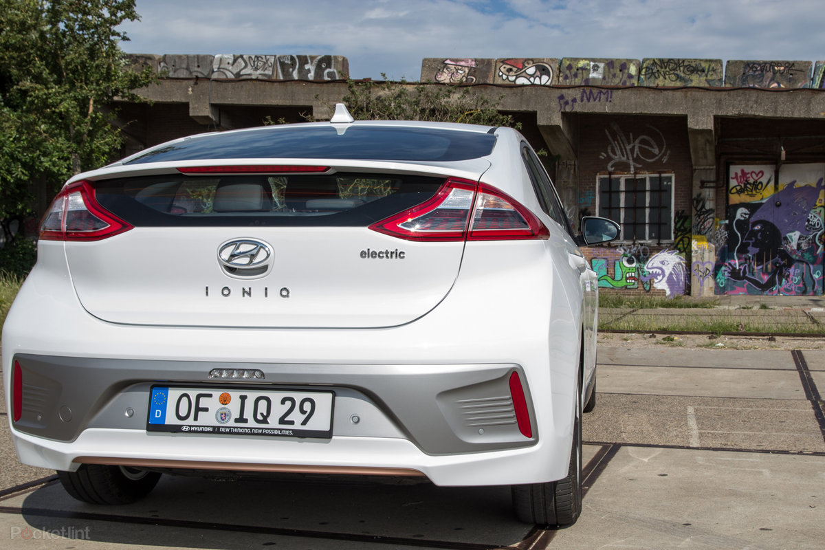 Hyundai Ioniq Electric review: Fully charged - Pocket-lint