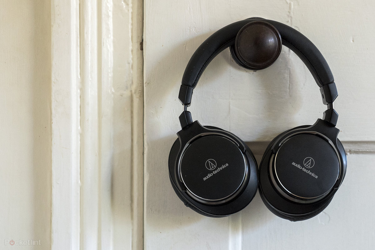 00256161932 Audio-Technica ATH-MSR7NC headphones review: Make some noise -