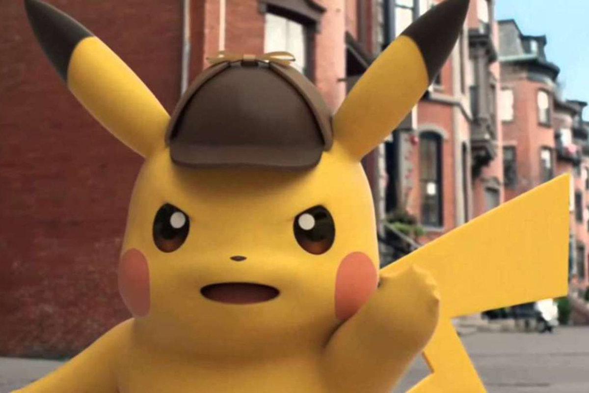 Pokemon Go the Movie planned, live-action film rights snapped u