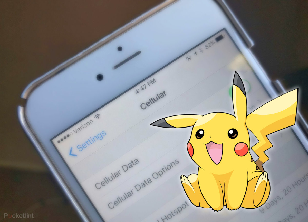 Playing Pokemon Go abroad? Here's how to avoid bill shock - Poc