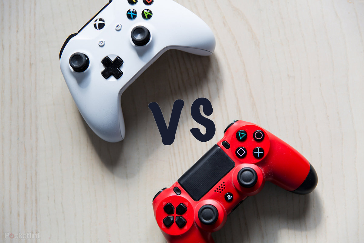 Xbox One S vs PS4 Pro: What's the difference? - Pocket-lint