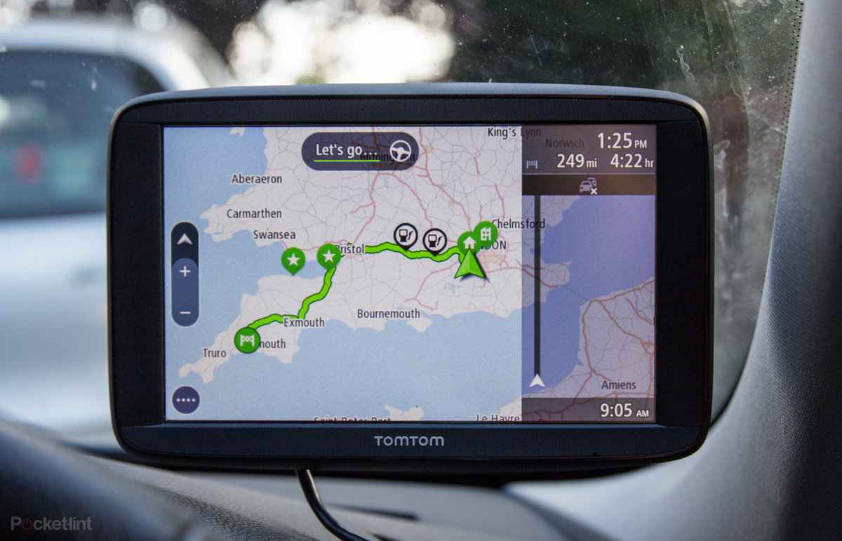 TomTom Via 62 review: Gets you there, but not without a hiccup