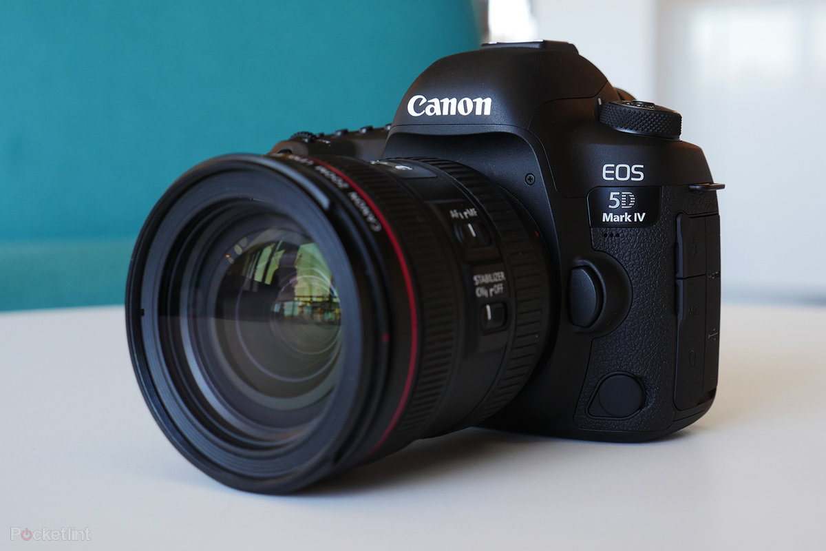 Canon Eos 5d Mark Iv Review The 30 Megapixel Monster Pocket Lint Body Only Camera Dslr 4