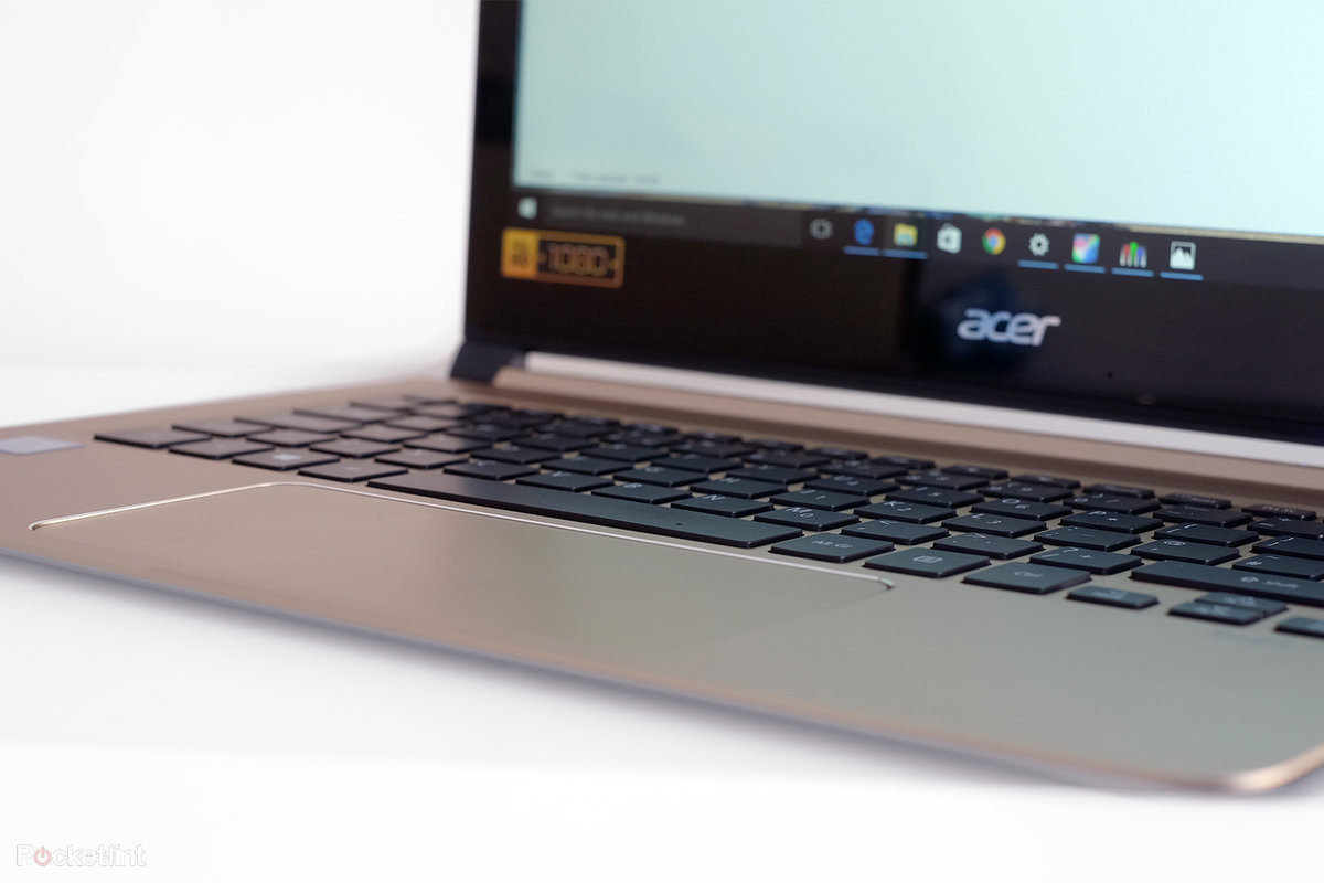 Acer Swift 7 review: Has Acer finally cracked high-end laptop d