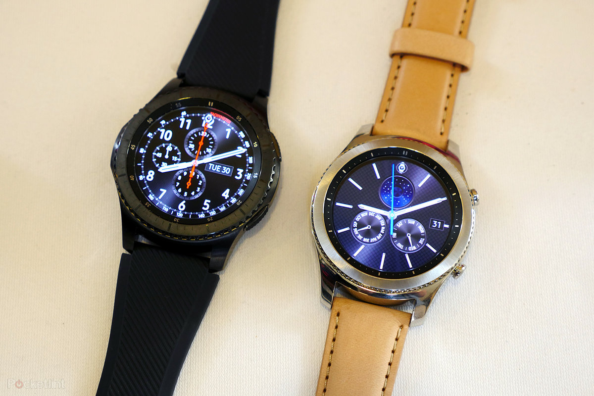 dfeb5f66bec Samsung Gear S3 review  Android Wear