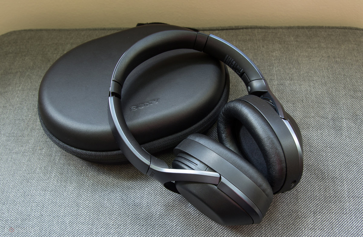Sony Mdr 1000x Review Quite Simply Phenomenal Noise Cancelling Headphone Mdr100abn Bluetooth Headphones Pocket Lint