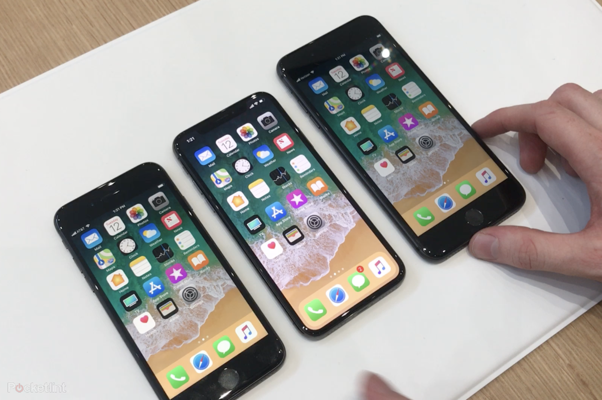 Best UK Contract Deals IPhone 8 Plus And X