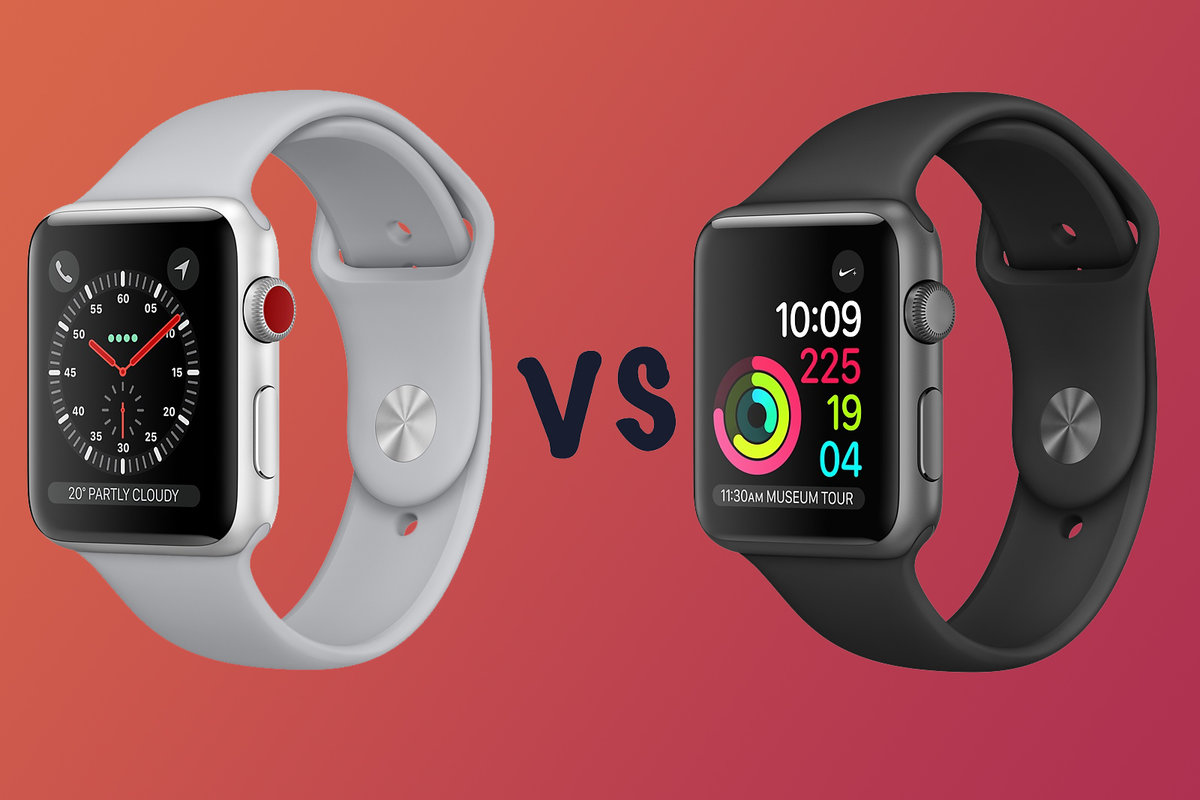 apple nike watch series 3. apple watch series 3 vs 2 1 (2015): what\u0027s the difference? - pocket-lint nike n
