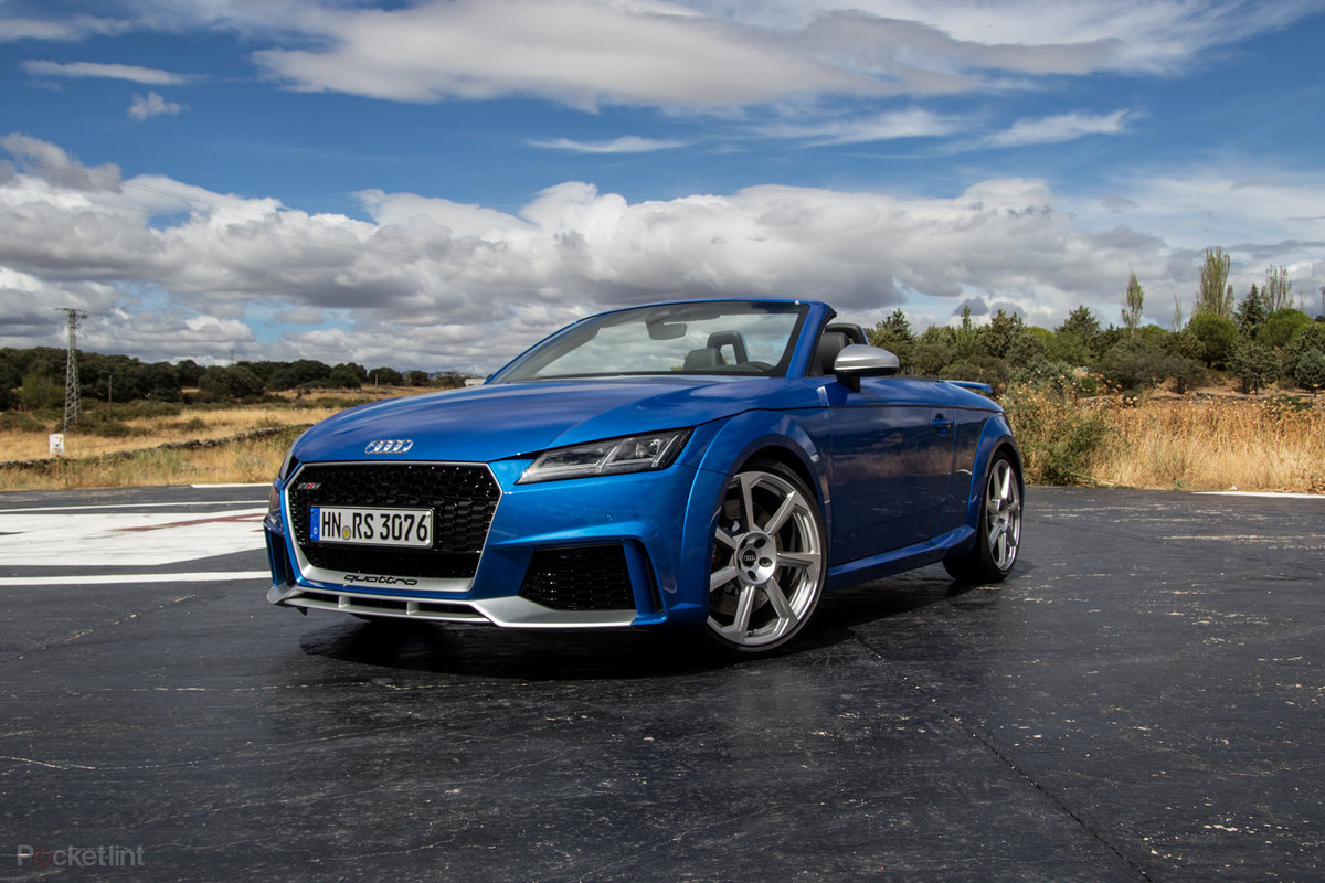 Audi audi rs tt : Audi TT RS review: A serious upgrade, with serious performance ...