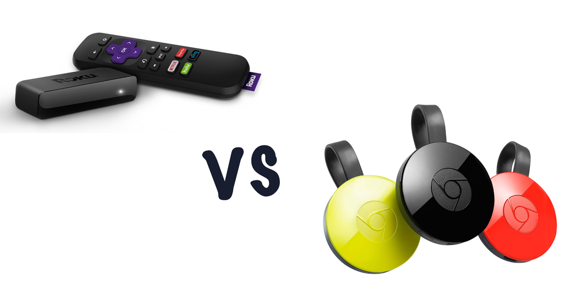 Roku Express vs Google Chromecast 2: What's the difference? - P