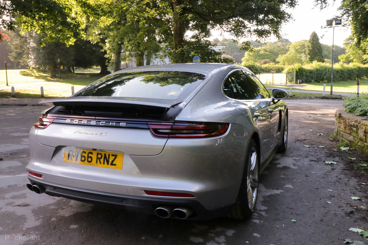 Porsche Panamera (2017) review: Tantalising tech is only half t