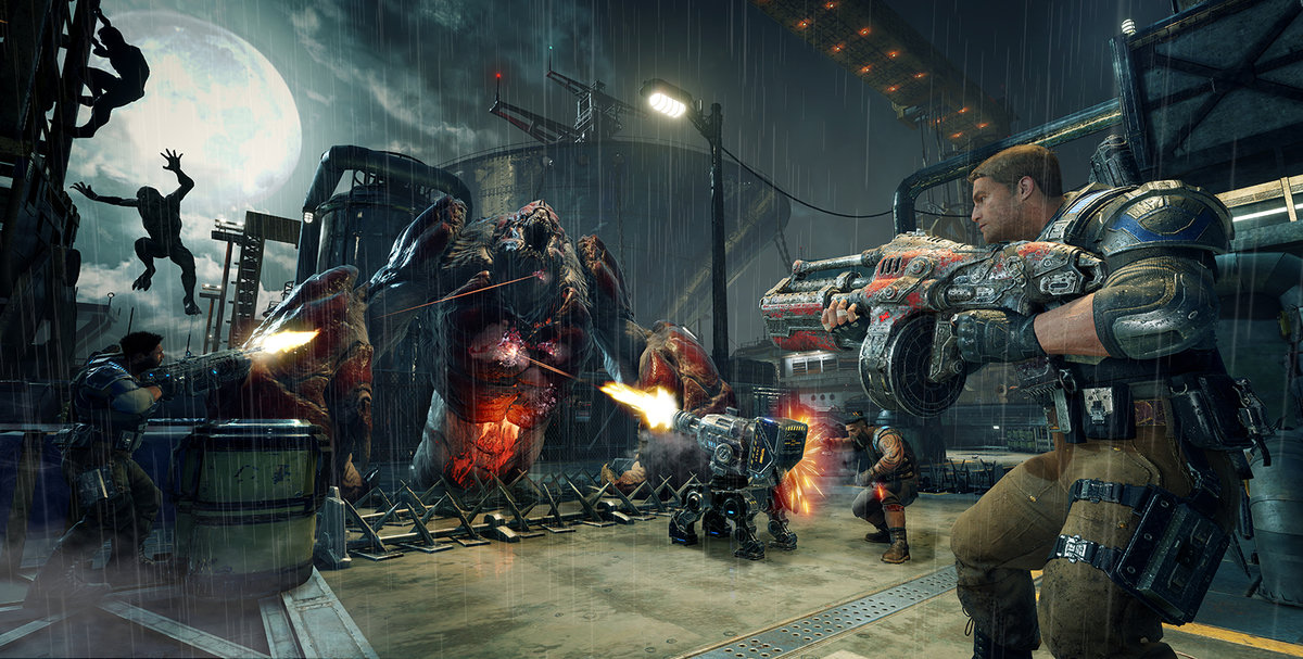 Gears of War 4 review: Stepping up a gear