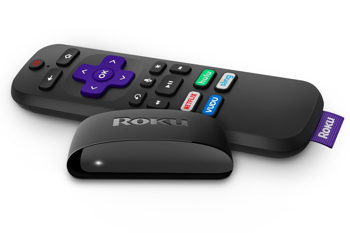 Streaming Media Player NEW IN BOX US HD Roku Express Easy High Definition