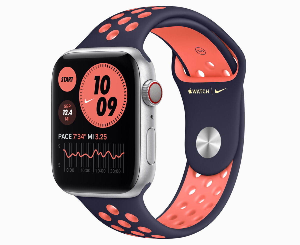 calibre Cincuenta Favor  What is Apple Watch Nike? And how is it different to the standa