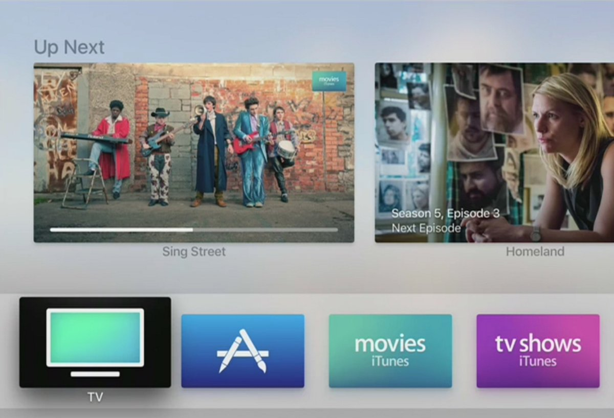Apple's new TV app for Apple TV and iOS puts all your content i