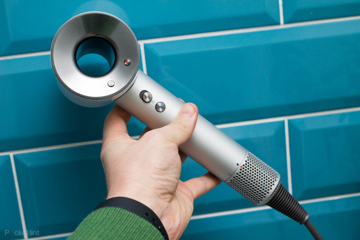 Dyson Supersonic hair dryer review: Is it all just hot air? - P