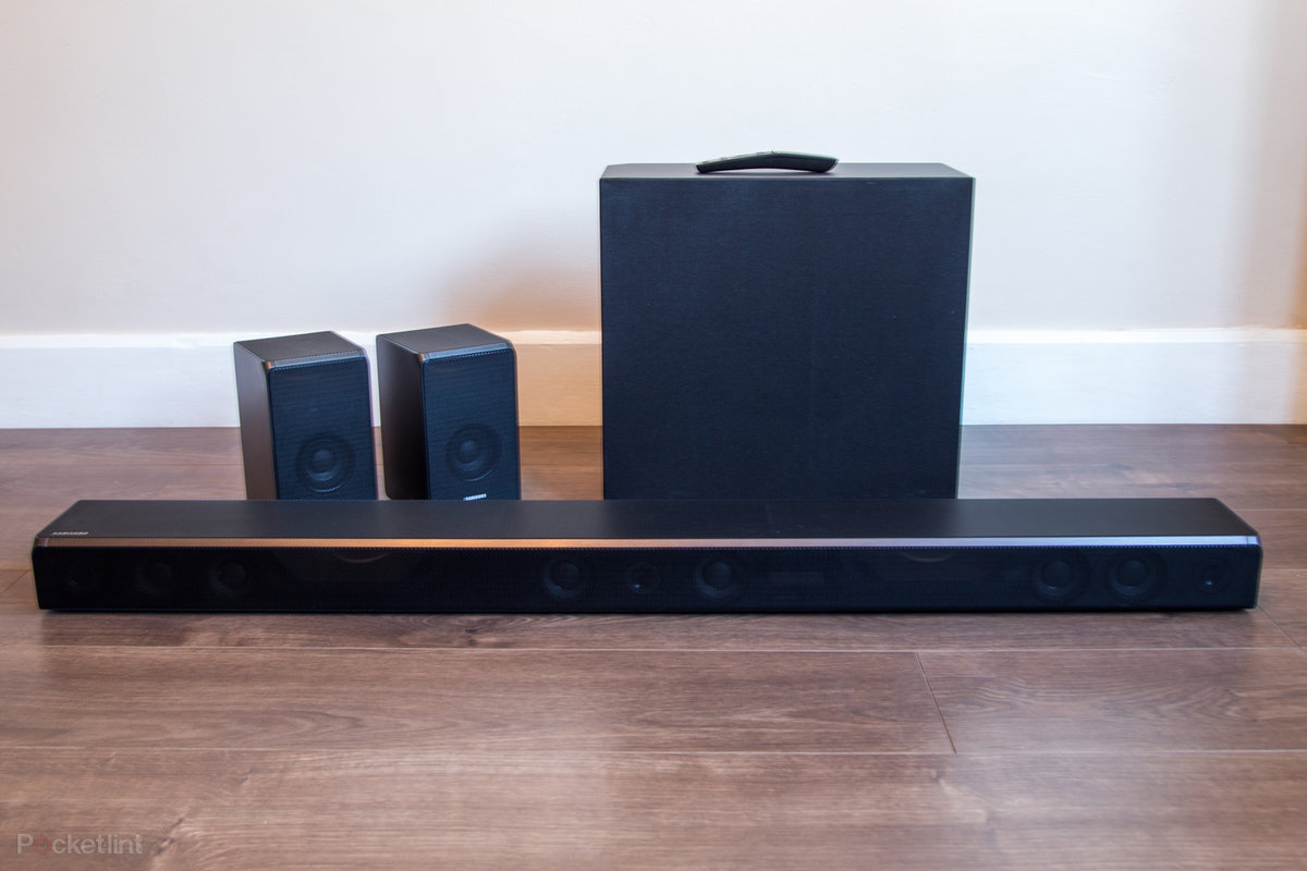 Samsung Hw K950 Dolby Atmos Soundbar Review Genuinely Immersive Audio Pocket Lint