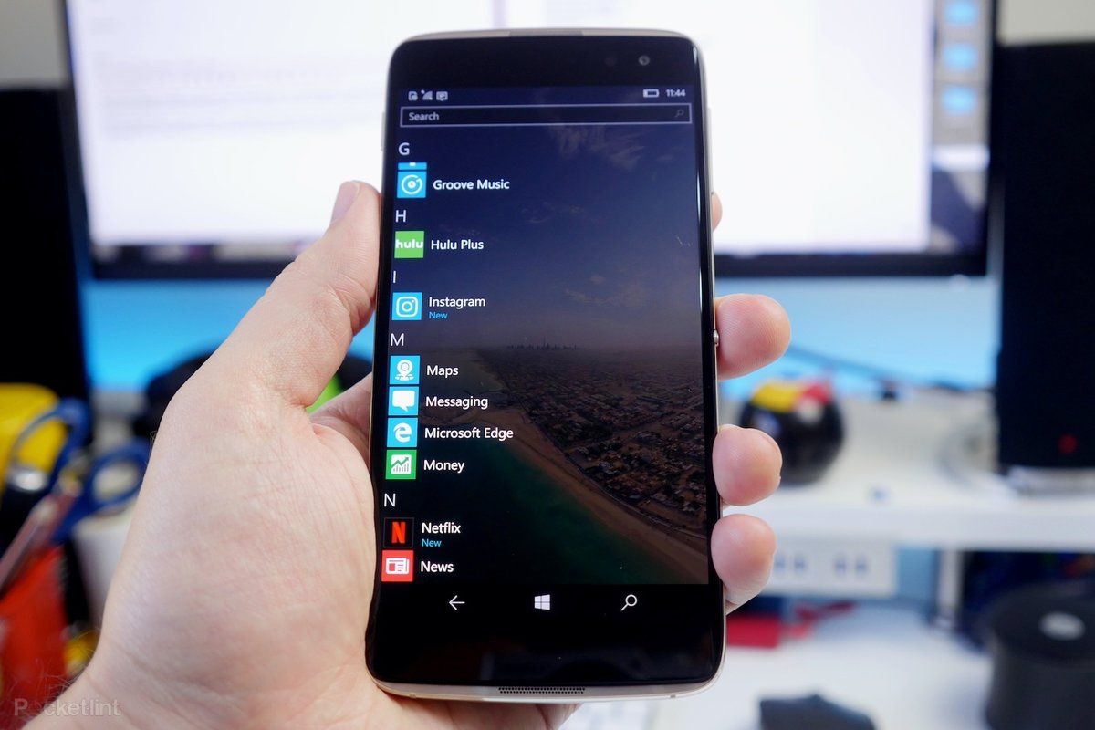 Alcatel Idol 4S with Windows 10 review: Not Microsoft's mobile