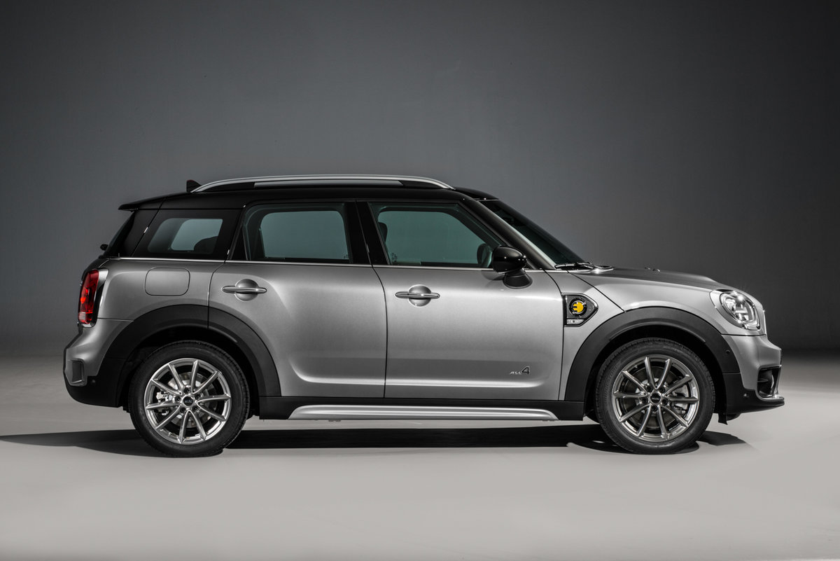 Mini S First Hybrid Is An Awd Countryman With Electric Mode Pocket Lint