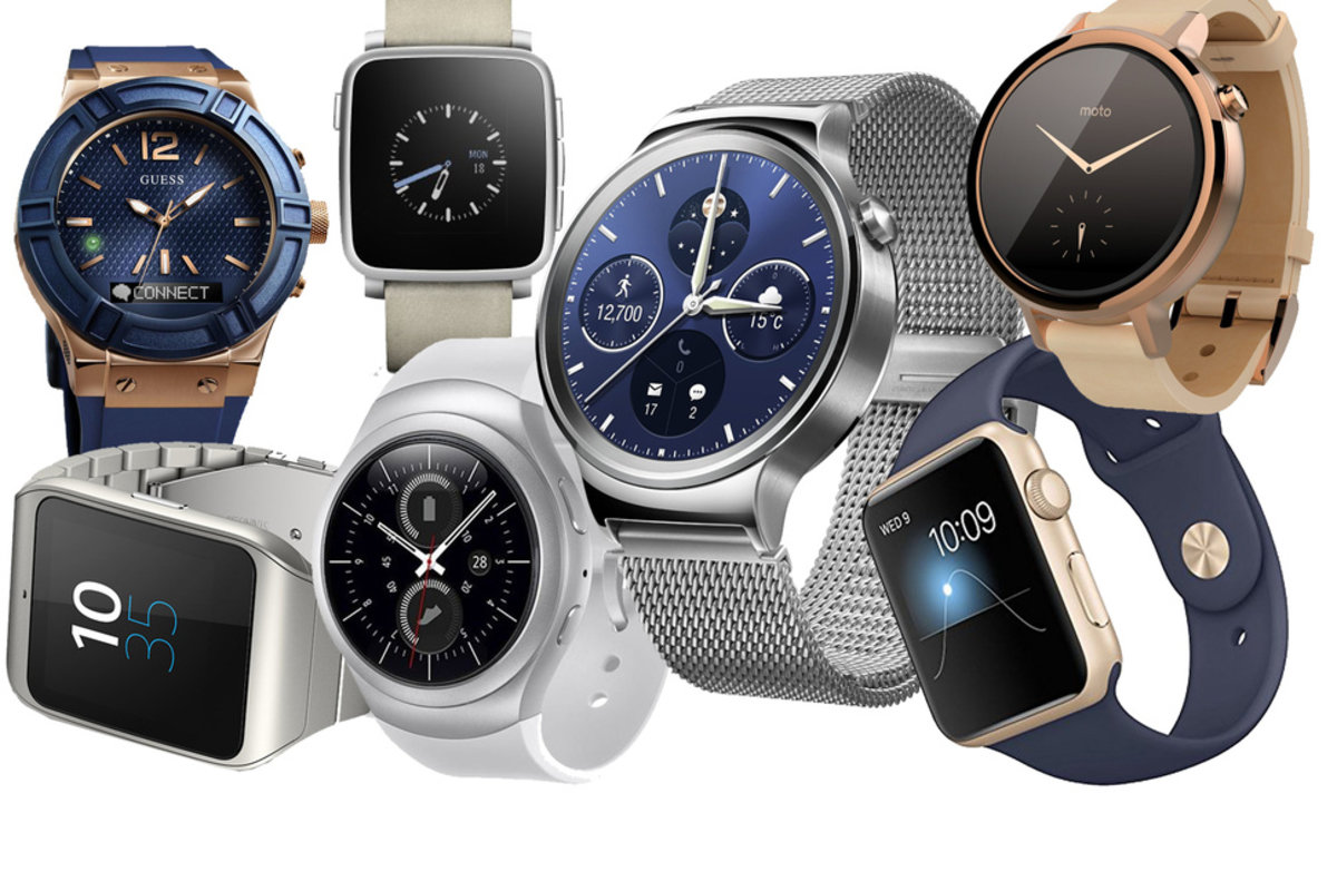Best Black Friday Uk Smartwatch Deals The Online Motorola Moto Smart Watch Leather Pocket Lint