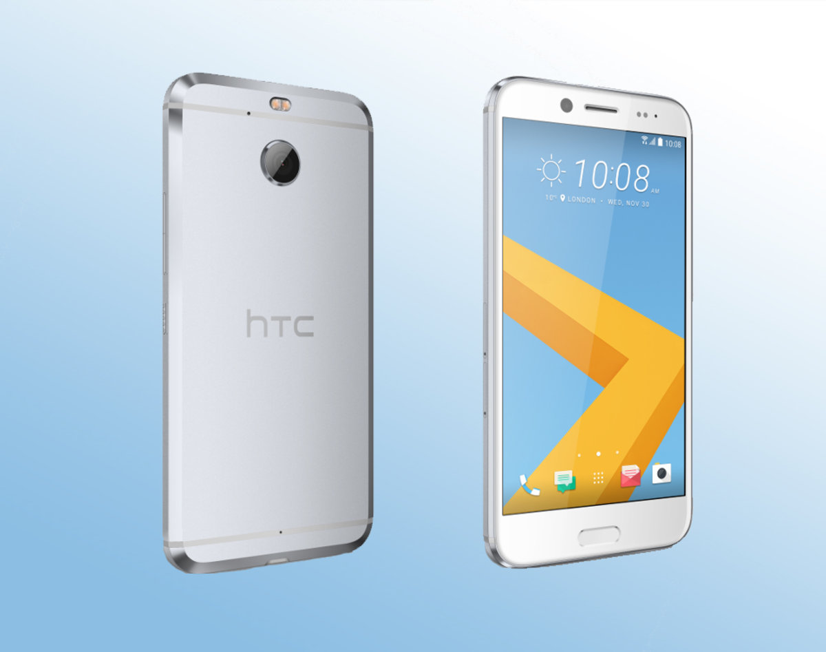 the latest ced87 9068f HTC 10 Evo is metal and waterproof, but may have a dicky ticker
