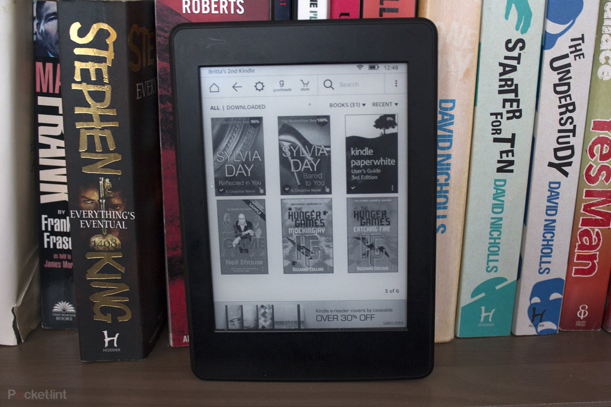 Amazon Kindle Paperwhite (2015) review: Simply the best - Pocke
