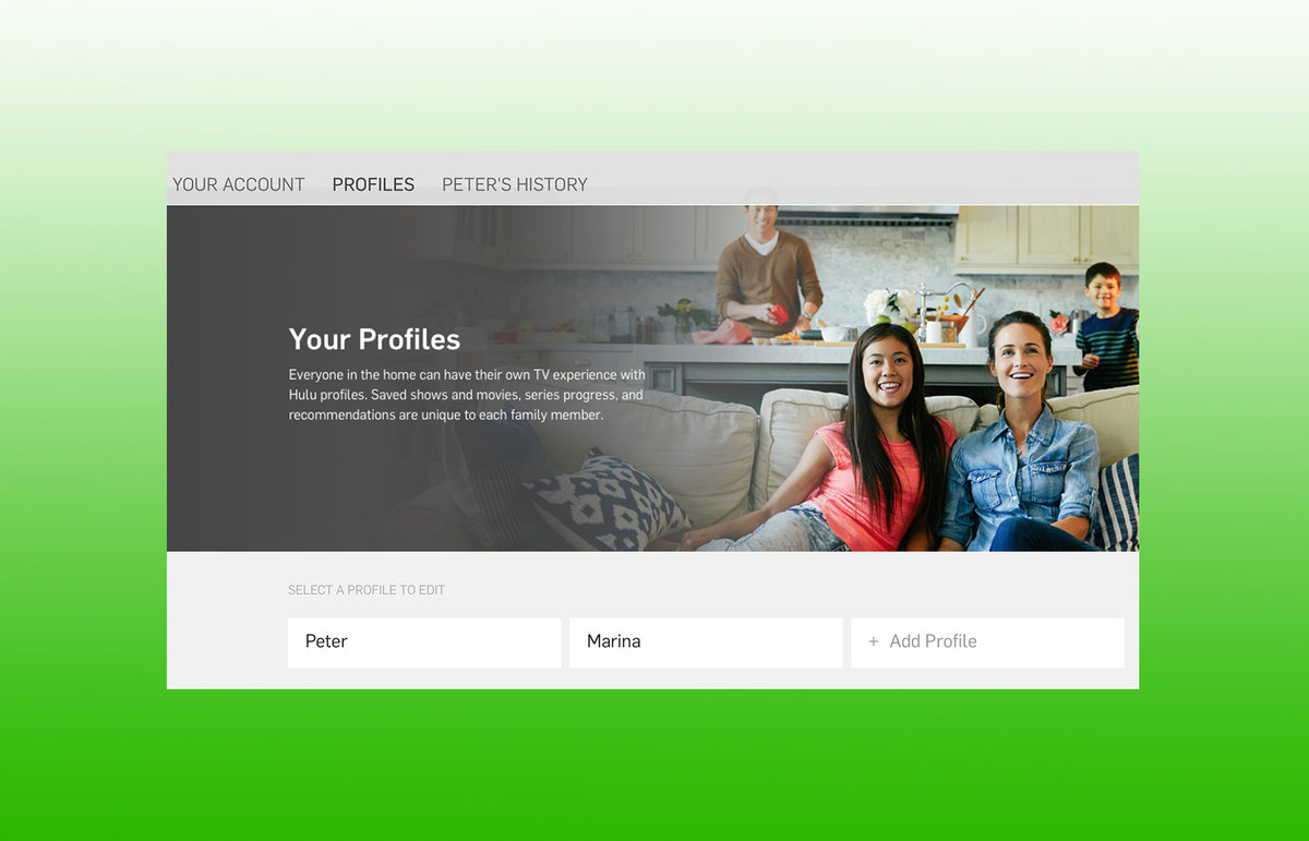 Here S How To Create Hulu Profiles Including Ones For Kids Pocket