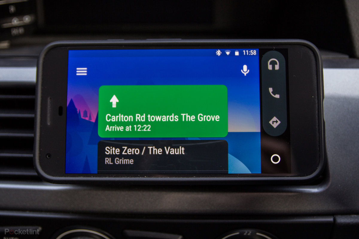 Google Android Auto Update Brings Car Mode To All Smartphones Pocket Lint