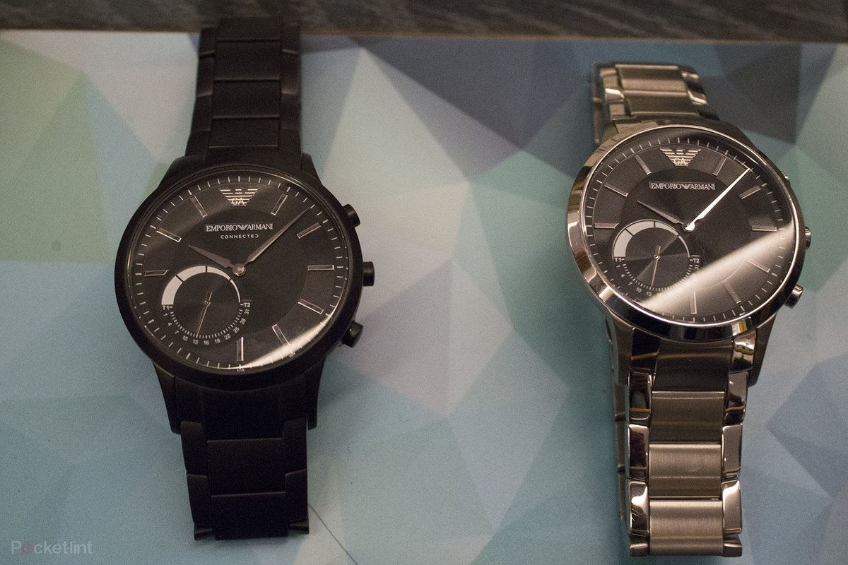04f542d753bfc Emporio Armani Connected preview: Simple and sophisticated - Po