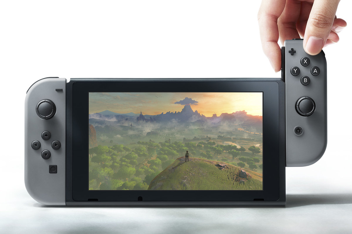 Is Nintendo Switch just an Nvidia Shield in disguise? - Pocket-