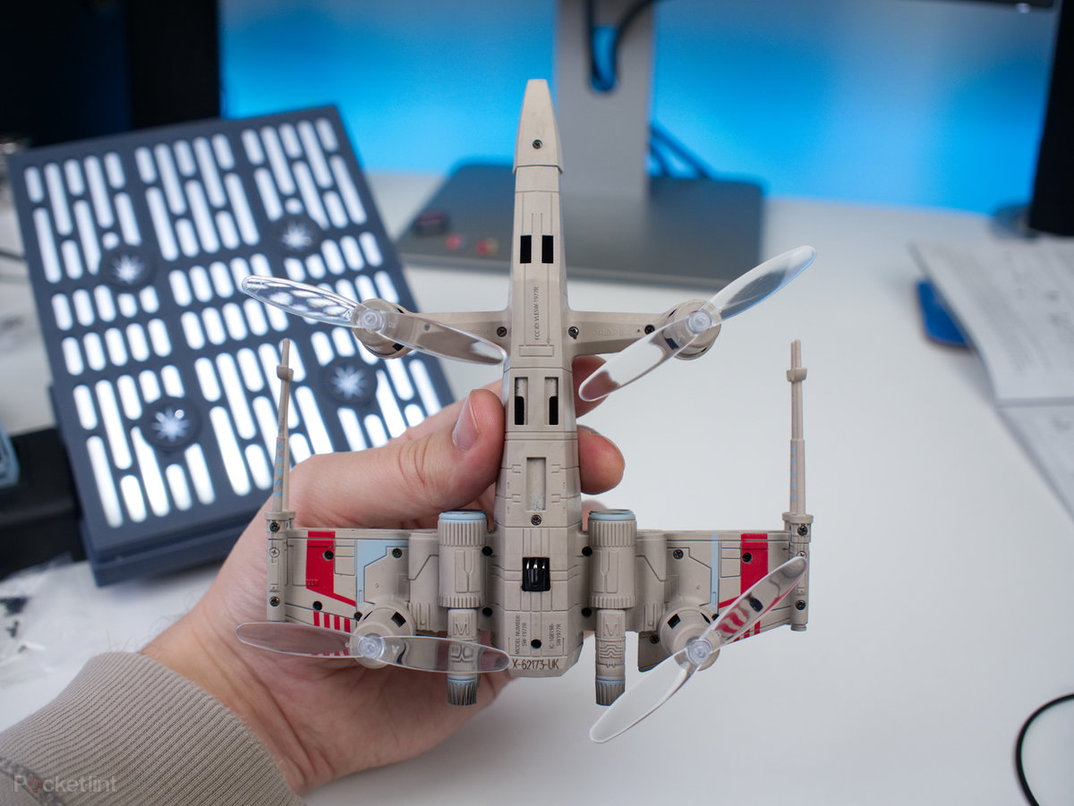 Propel X-Wing battle drone: The ultimate toy for Star Wars fans