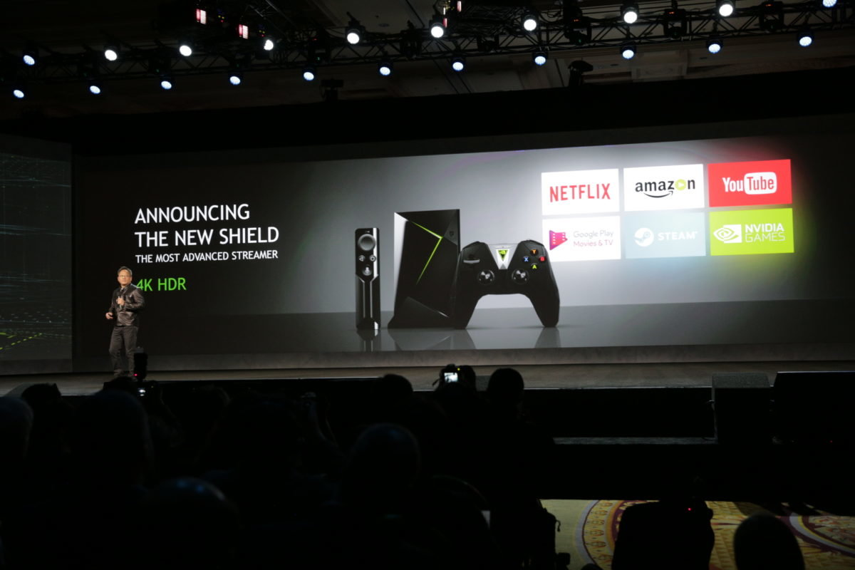 New Nvidia Shield TV is the 4K Android entertainment centre and