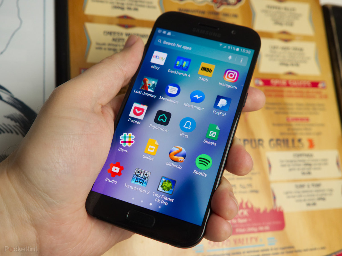 Samsung Galaxy A5 review: Premium feel at a mid-range price - P