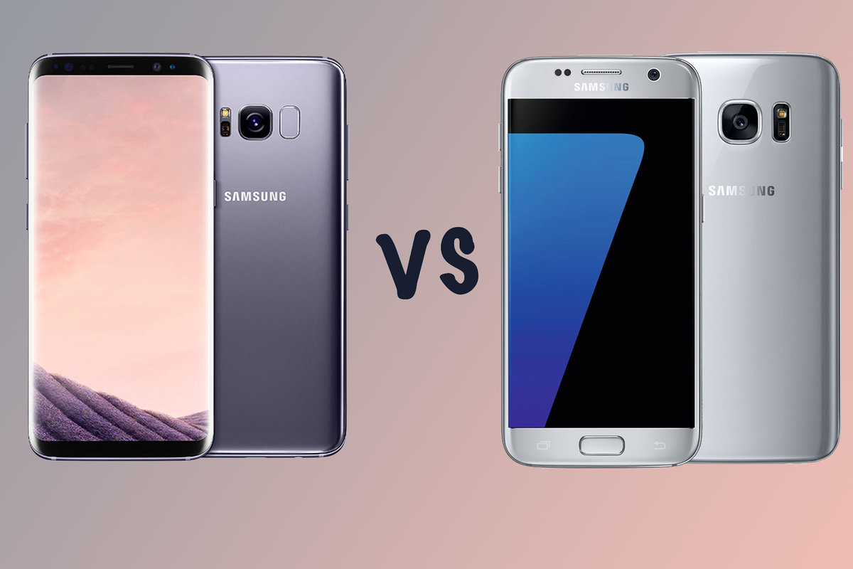Samsung Galaxy S8 Vs S8 Plus Vs Galaxy S7 What S The Differenc