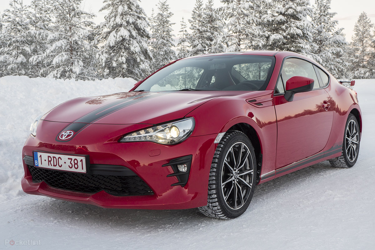 Toyota Gt86 2017 Review Coupe A Load Of That Pocket Lint