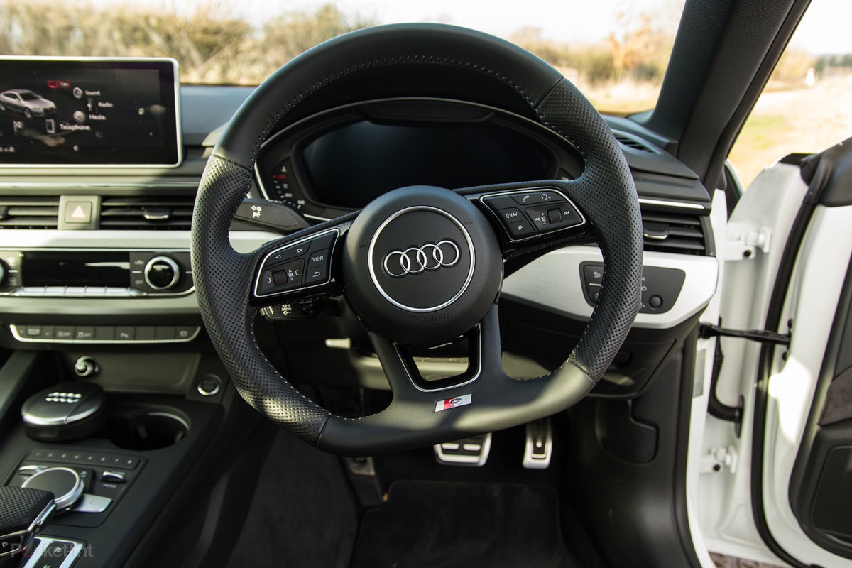 Audi A5 2017 Review Sporty Looks Refined Drive Pocket Lin