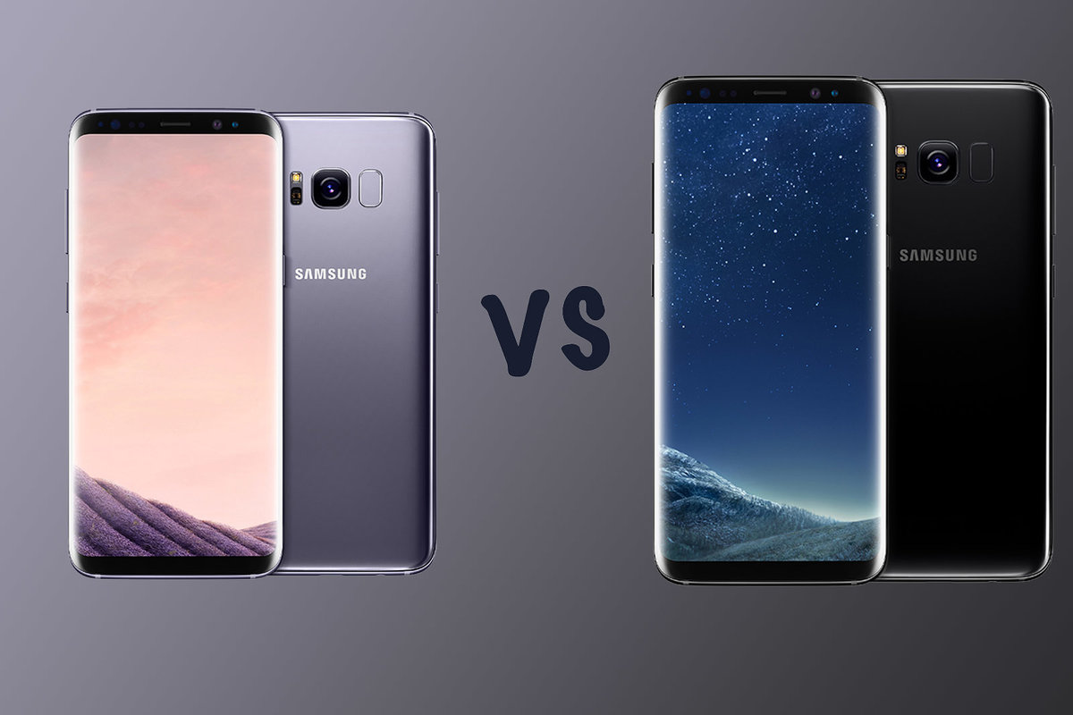 Samsung Galaxy S8 Vs Plus Which Should You Choose Pocket Lint Duos