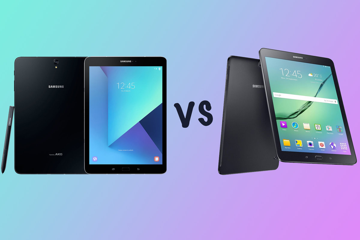 Samsung Galaxy Tab S3 Vs S2 Whats The Difference Pocket Lint Equal Tablets