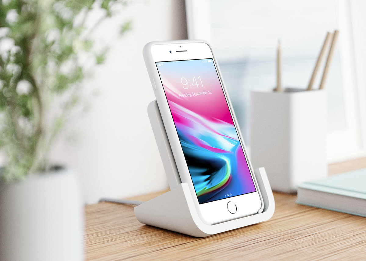 purchase cheap e72fa a2dc0 Wireless charging explained: Power your iPhone or Android phone