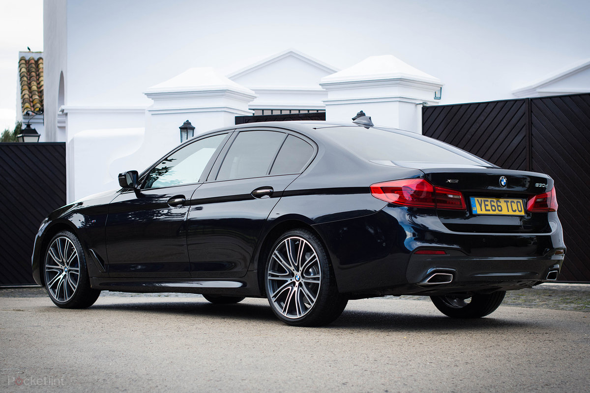 BMW 5 Series (2017) review: Saloon car perfection? - Pocket-lin