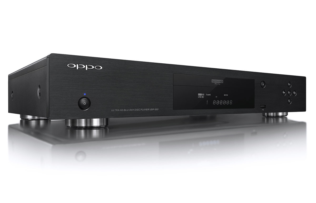 Oppo UDP-203 review: UHD Blu-ray has never looked so good - Poc