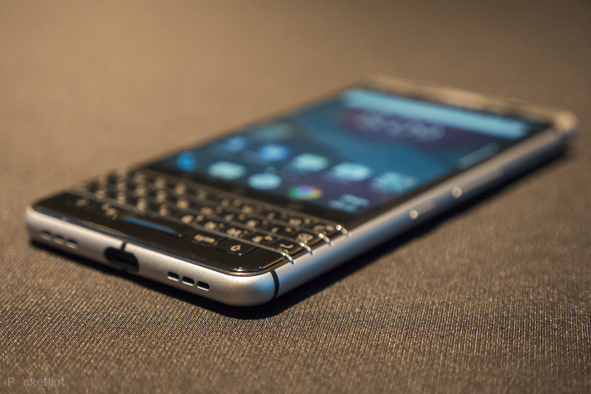Blackberry keyone pictures official photos - Blackberry Keyone Is Official Bringing Classic Qwerty To Modern Day Pocket Lint