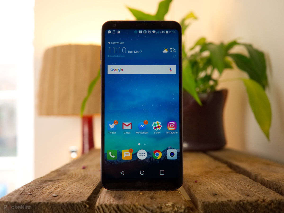 LG G6 review - Pocket-lint