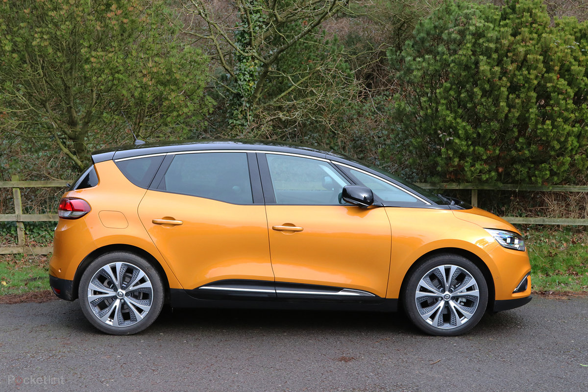Renault Scenic 2017 Review The Master Of Reinvention Pocke