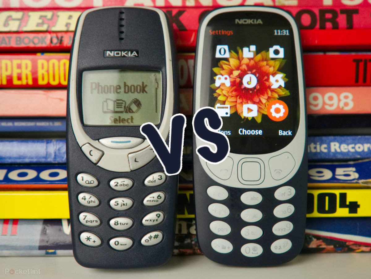 nokia 3310 vs iphone 5. Nokia 3310 Vs 3310: What\u0027s The Difference 17 Years On? - Pocket-lint Iphone 5