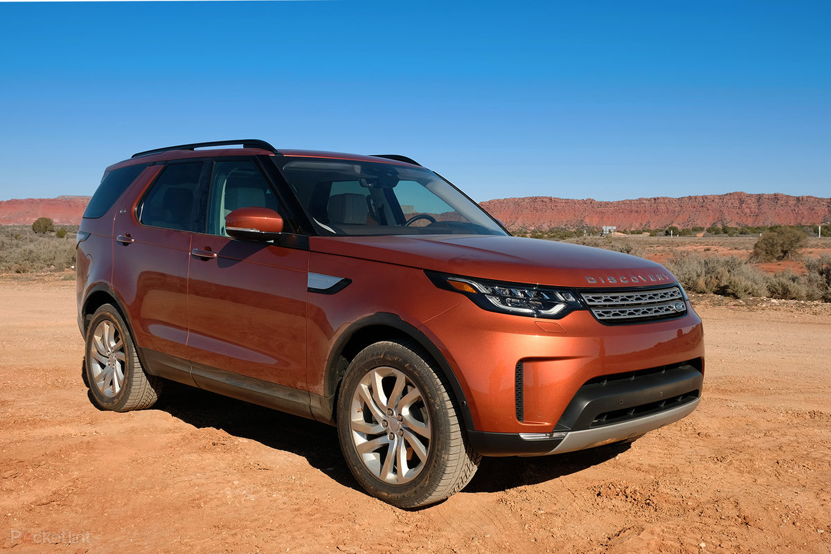 Land Rover Discovery (2017) review: The best 7-seat SUV money c