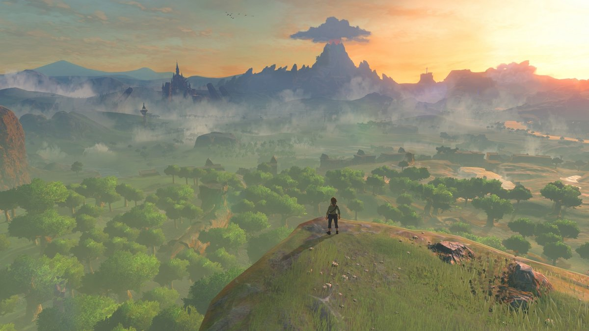 Zelda Breath of the Wild Easter eggs: Funny and clever secrets
