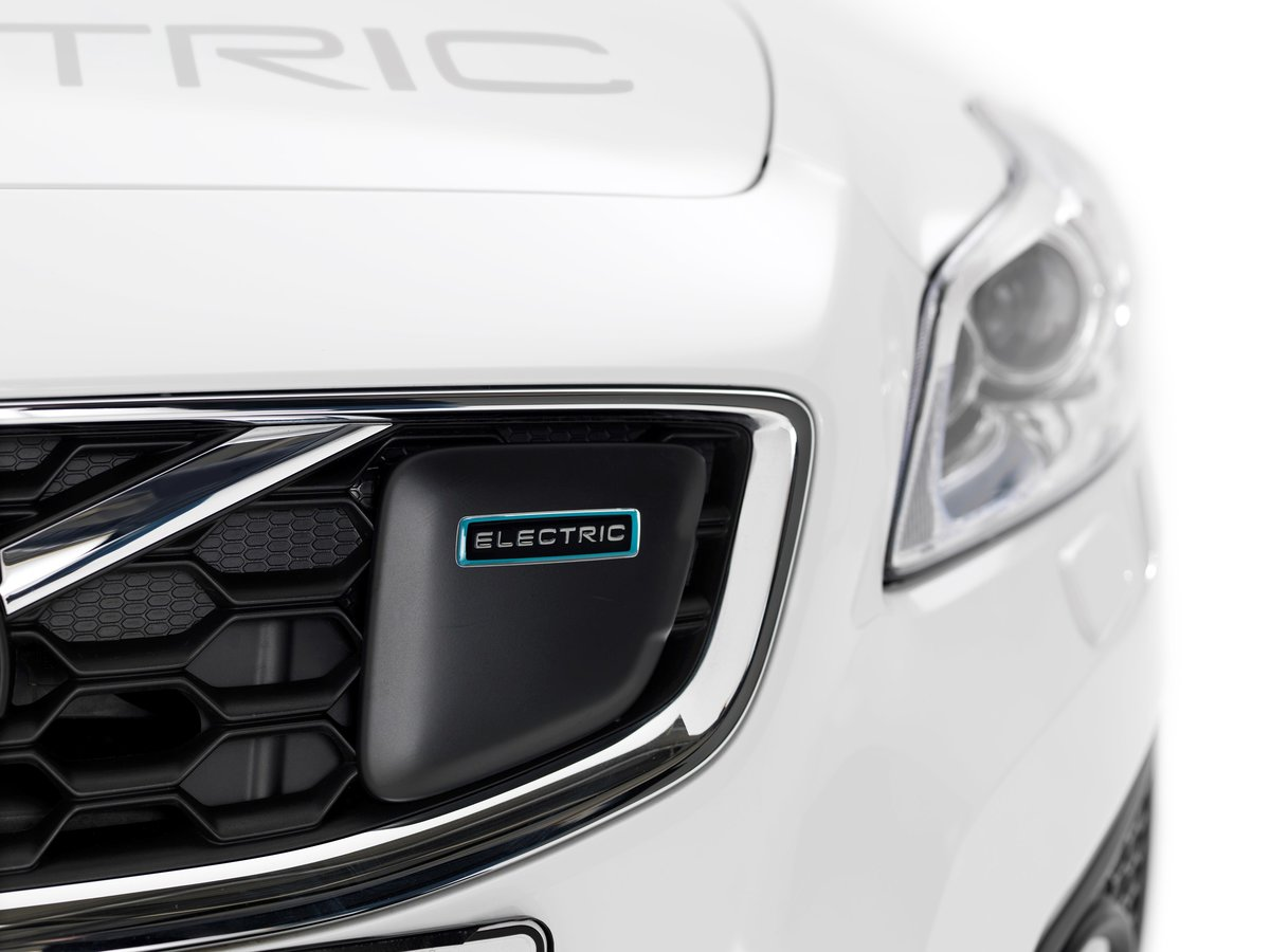 Volvo Electric Car Targets Miles Mass Market Pricing