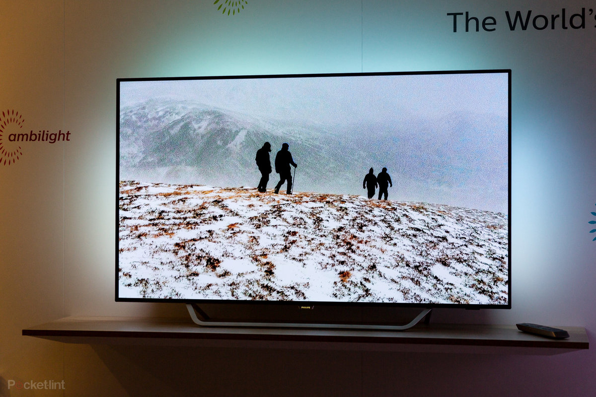 Philips 9002 review: Stunning OLED and Ambilight with P5 proces