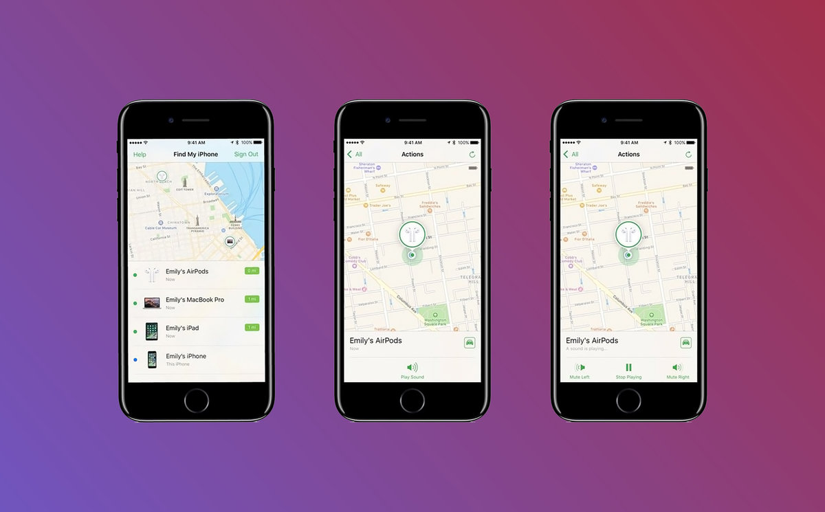How To Find Lost Airpods With Apple S New Find My Airpods Featu